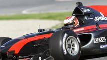 AUTOGP Test Auto GP Barcellona Spagna 23-24 marzo 2011