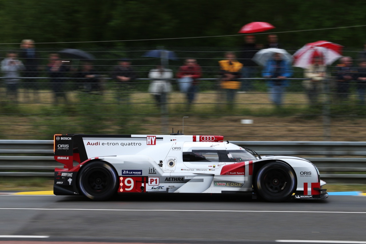 24 Hrs of Le Mans 2015 Pre-Event Testing 29 - 31 05 2015