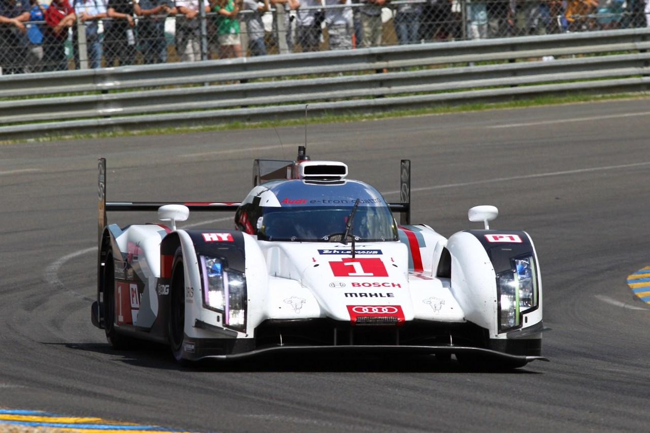 24 Hrs Of Le Mans France 10 15 June 2014