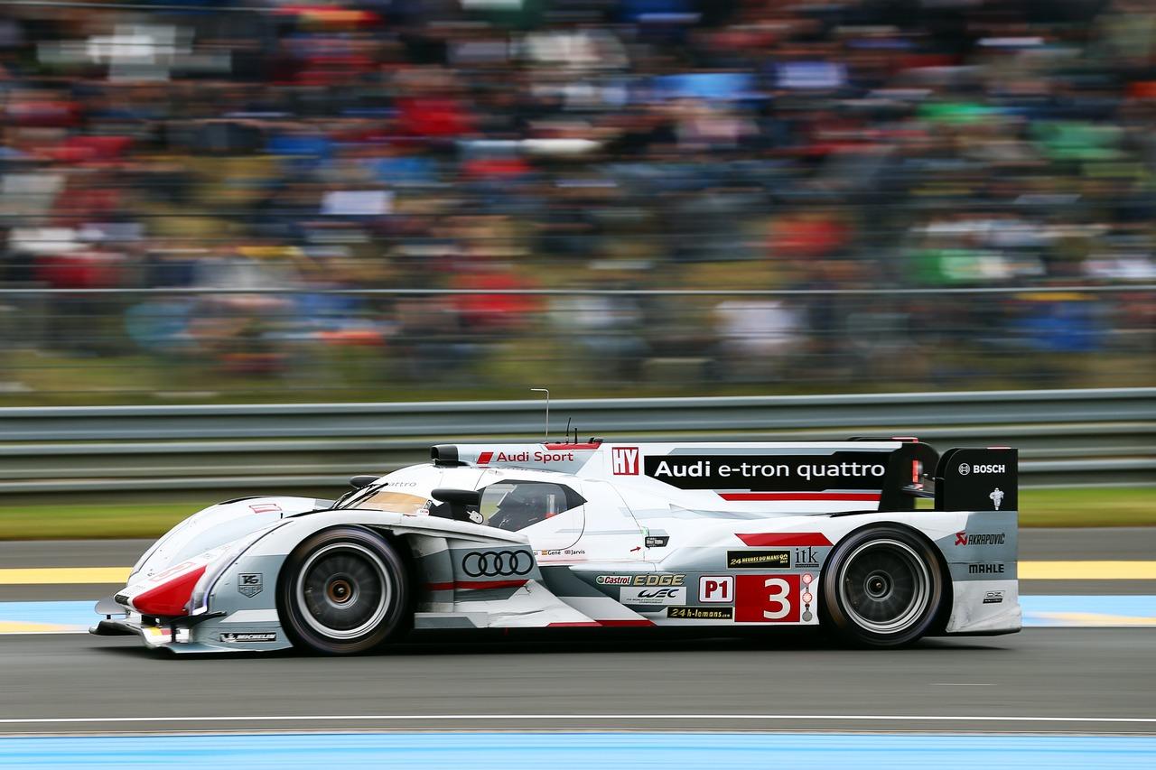 24 Ore Di Le Mans Fra 18 23 06 2013 Galleria 3 Foto