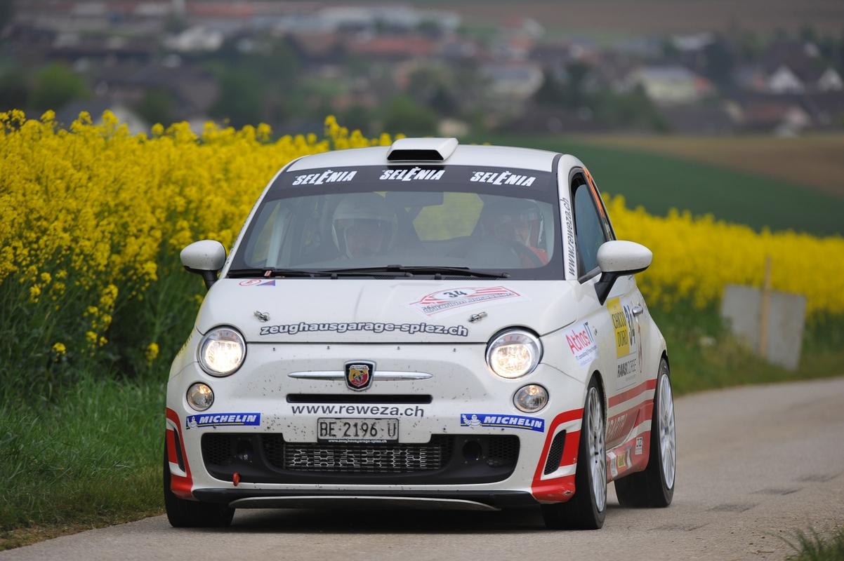 34mo Rally Criterium Jurassien - Delemont - 2011