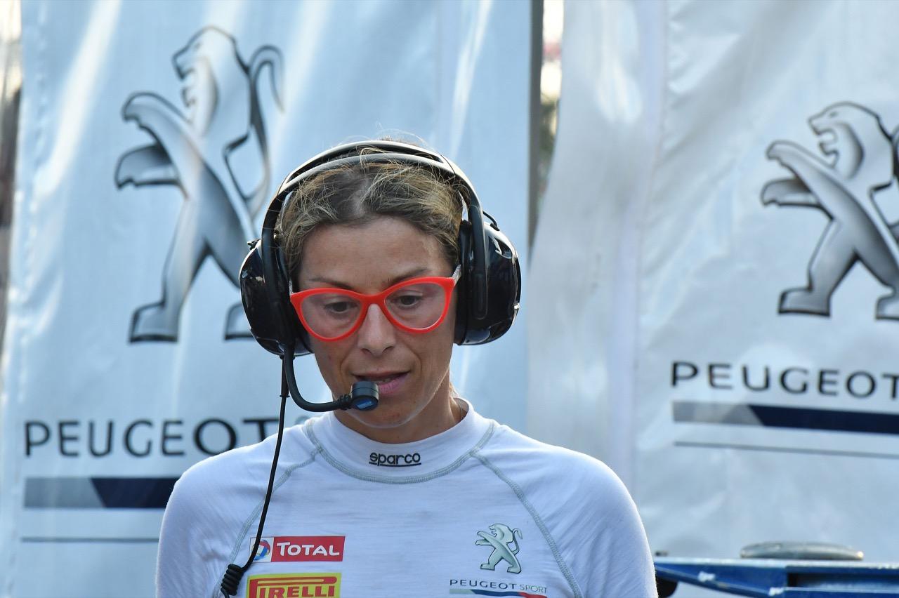 Anna Andreussi (ITA) - Peugeot 208 R/R5