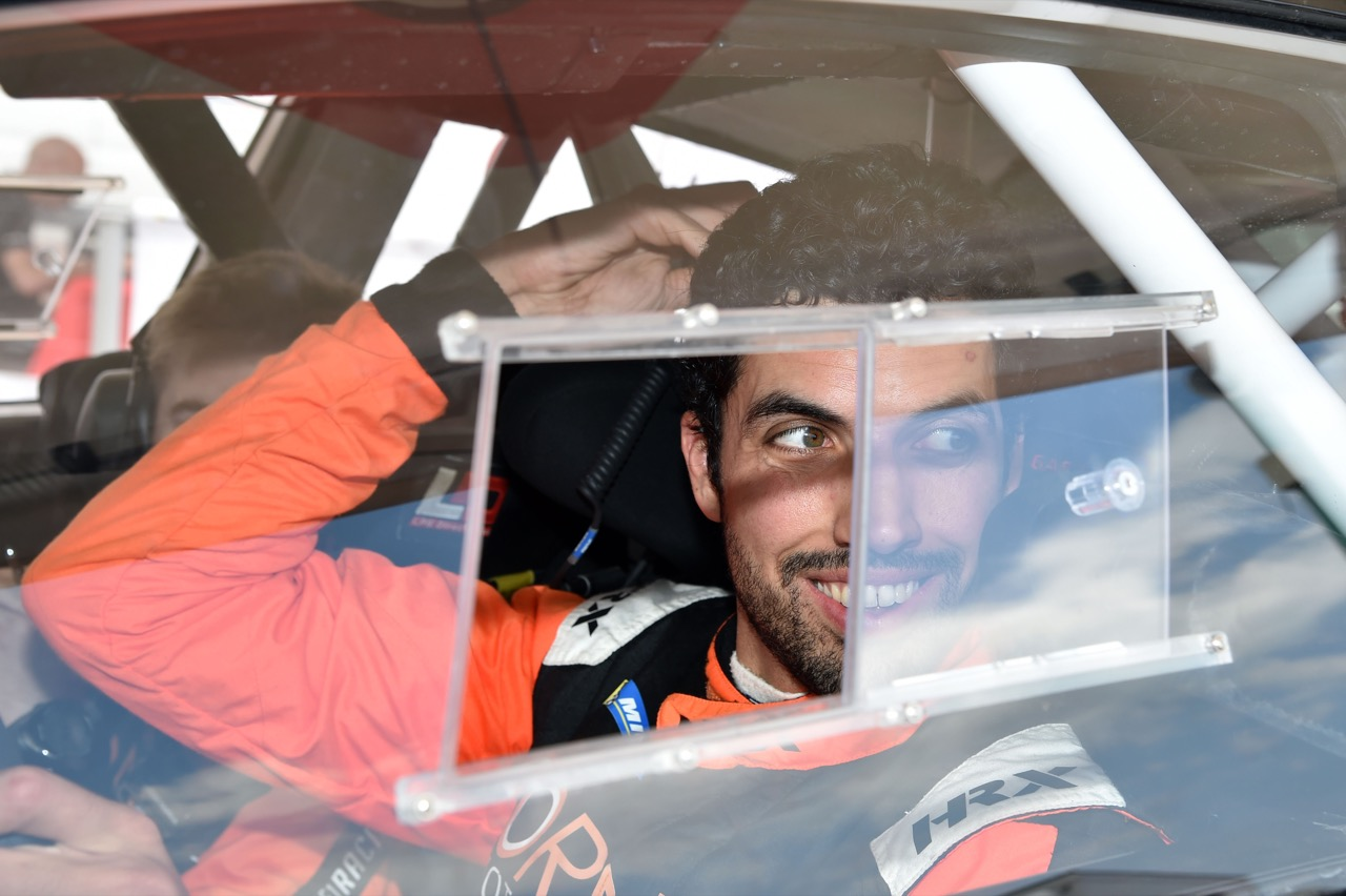 Simone Campedelli (ITA) - Ford Fiesta R5, Orange 1 Racing