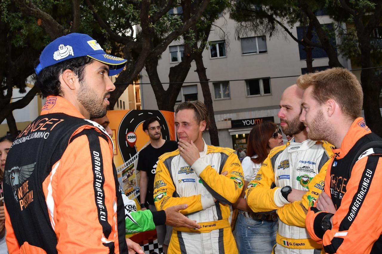 Ivan Ferrarotti (ITA) - Gaetano Caputo (ITA) - Ford Fiesta R/R5, Movisport, Simone Campedelli (ITA) - Pietro Elia Ometto (ITA) - Ford Fiesta R5, Orange 1 Racing