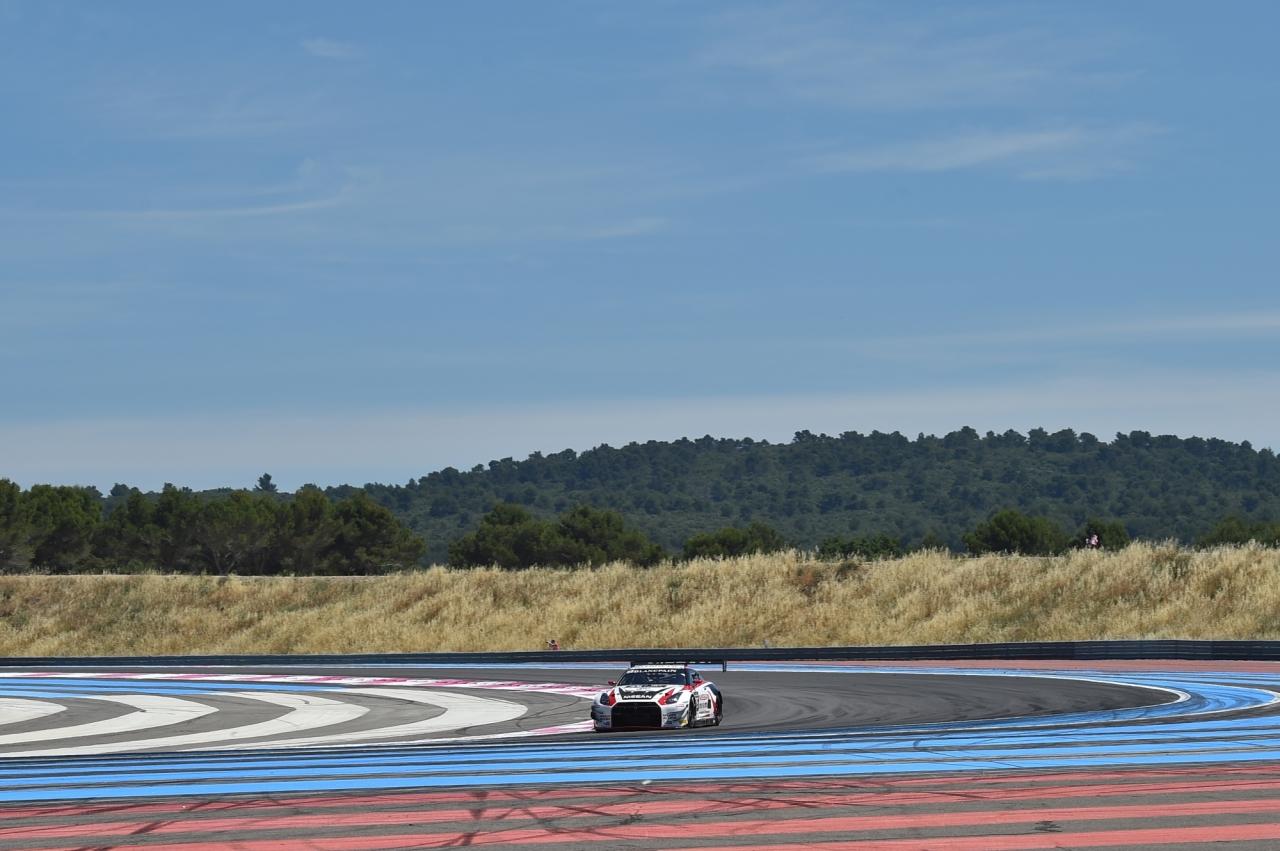Blancpain Endurance Series Paul Ricard Francia 27 28
