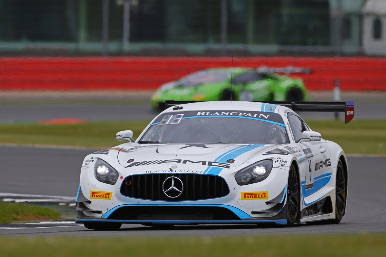 Mercedes-AMG Team Black Falcon - Adam Christodoulou(GBR),Yelmer Buurman(NL),Luca Stolz(D) - Mercedes-AMG GT3