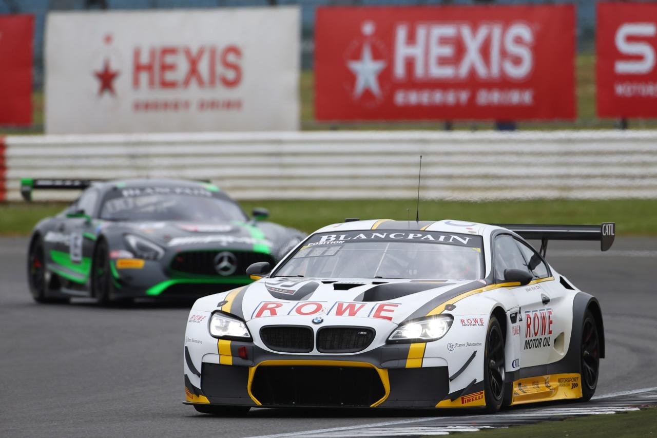 Rowe Racing - Philipp Eng(AUT), Maxime Martin(BEL), Alexander Sims (GBR) - BMW M6 GT3