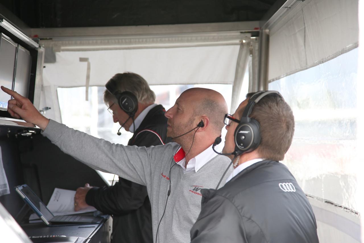 Vincent Vosse - Team manager WRT
