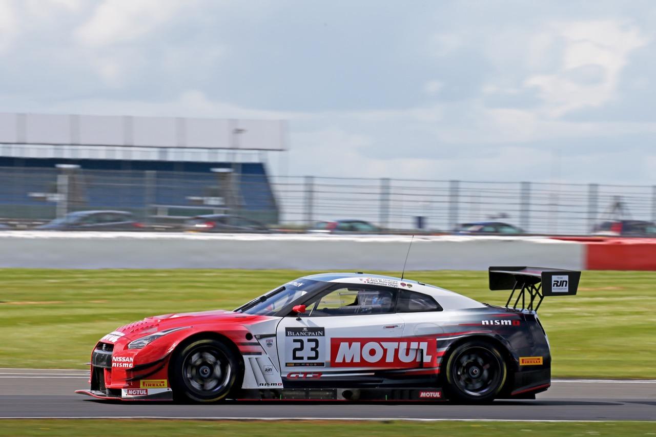 Motul Team RJN Nissan - Alex Buncombe(GBR), Lucas Ordonez(ESP), Katsumasa Chiyo(JPN) - Nissan GT-R Nismo GT3