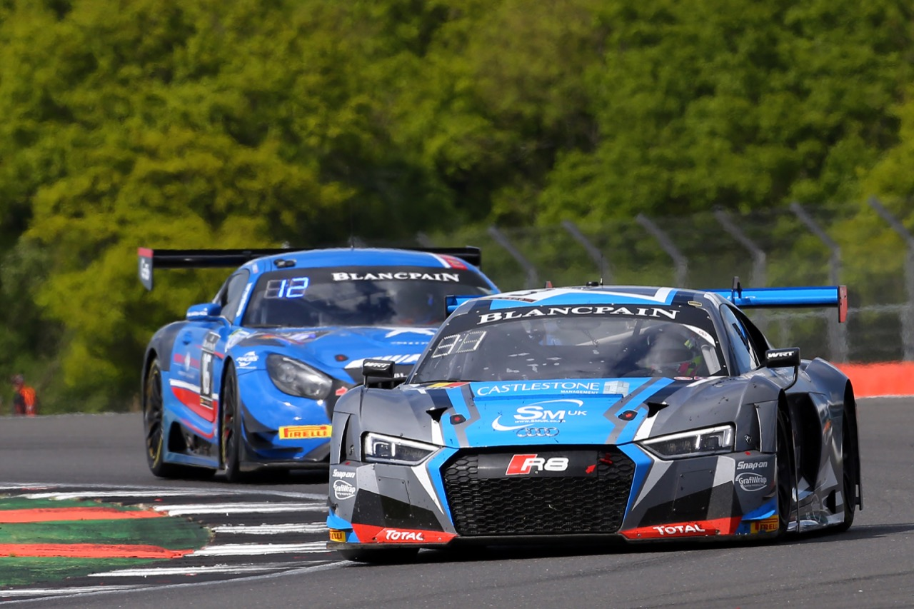 Team WRT - Josh Caygill(GBR),Jon Venter(AUS),Niki Mayr Melnhof(AUT) - Audi R8 LMS