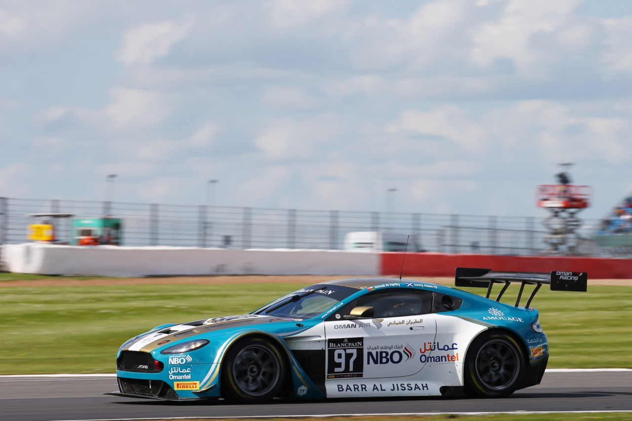 Oman Racing Team with TF Sport - Ahmad Al Harthy(OMN), Jonny Adam(GBR) - Aston Martin V12 GT3