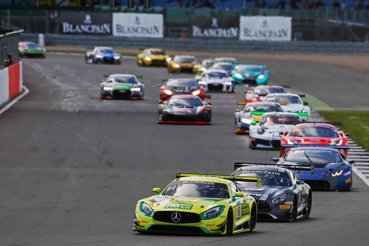MANN-FILTER Team HTP Motorsport - Kenneth Heyer(D), Indy Dontje(NL), Patrick Assenheimer(D) - Mercedes-AMG GT3