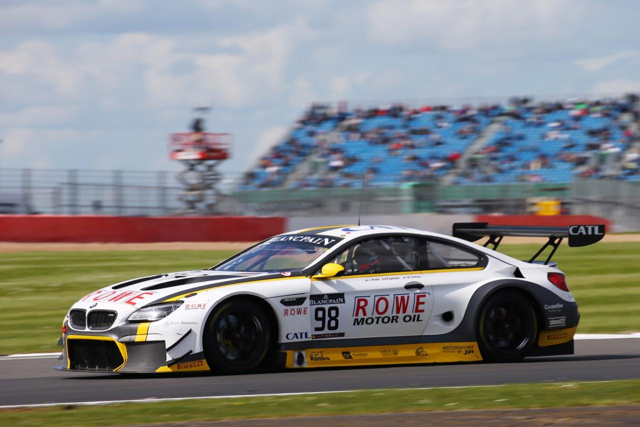 Rowe Racing - Markus Palttala(FIN), Bruno Spengler(CAN), Jesse Krohn(FIN) - BMW M6 GT3