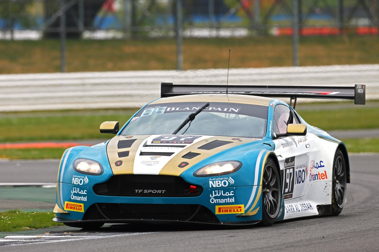 Oman Racing Team with TF Sport - Ahmad Al Harthy(OMN), Jonny Adam(GBR) - Aston Martin V12 GT3