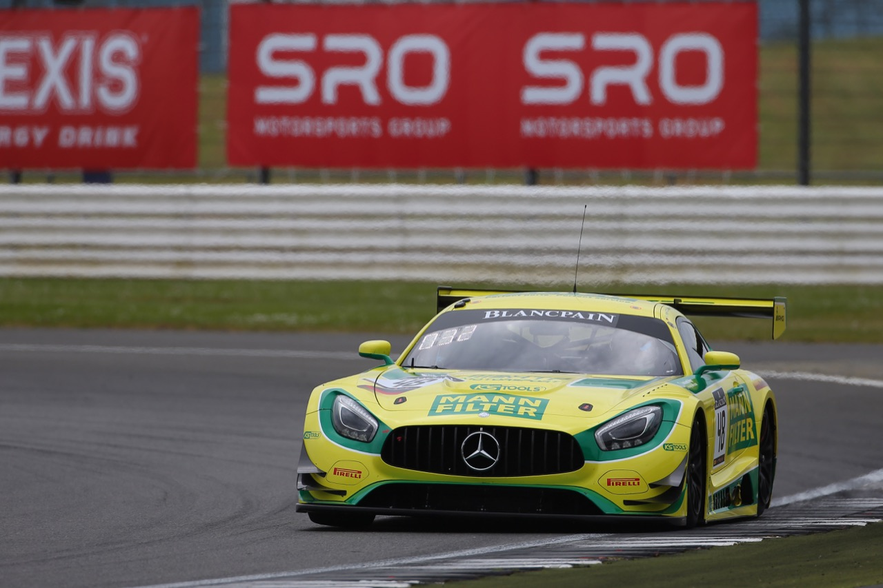 MANN-FILTER Team HTP Motorsport - Kenneth Heyer(D), Indy Dontje(NL), Patrick Assenheimer(D) - Mercedes-AMG GT3
