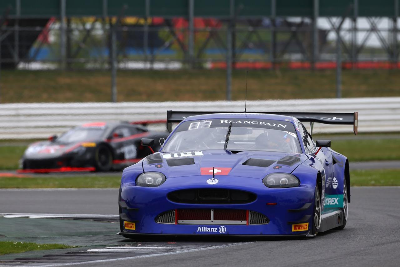 Emil Frey Jaguar Racing - Jonathan Hirschi(CHE), Christian Klien(AUT), Marco Seefried(DEU) - Emil Frey Jaguar G3