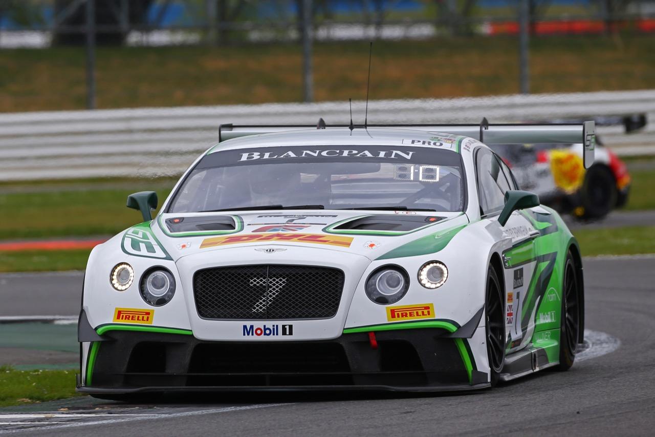 Bentley Team M-Sport - Steven Kane(GBR, Guy Smith(GB), Oliver Jarvis(GB) - Bentley Continental GT3