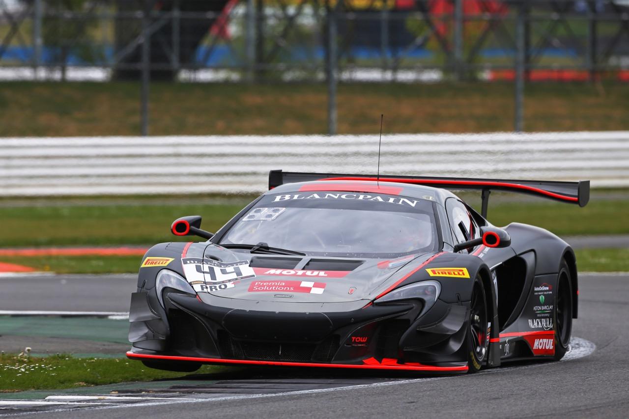 Strakka Racing - Jonny Kane(GBR), David Fumanelli(ITA), Sam Tordoff(GBR) - McLaren 650 S GT3
