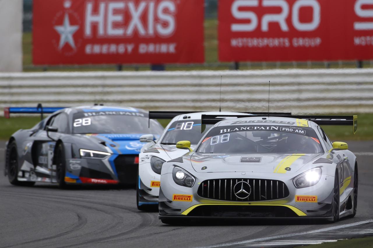 Team Zakspeed - Kriton Lendoudis(GR), Rui Aguas(PRT), Jose Manuel Balbiani(ARG) - Mercedes-AMG GT3