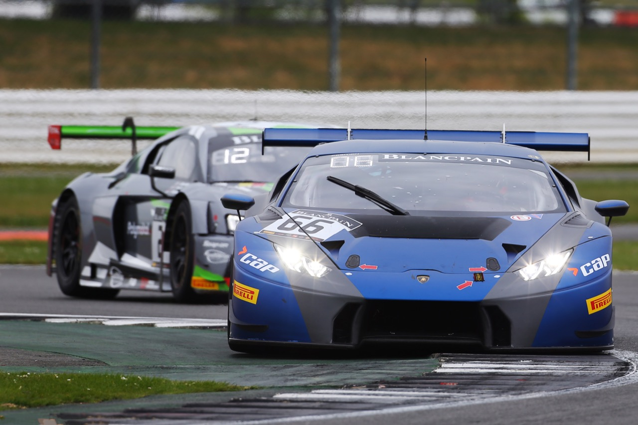Attempto Racing - Marco Mapelli(ITA), Giovanni Venturini(ITA), Bertrand Baguette(BEL) - Lamborghini Huracan GT3