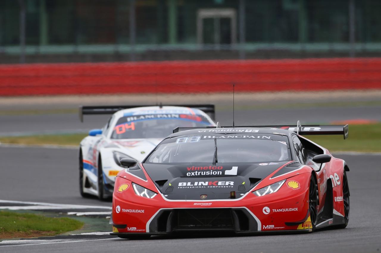 Barwell Motorsport - Leo Matchitski(RUS), Miguel Ramos(PRT), Richard Abra(GBR) - Lamborghini Huracan GT3