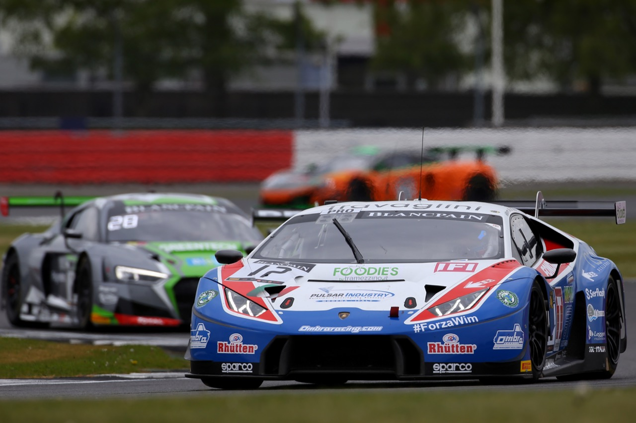 Ombra Racing - Andrea Piccini(I), Michele Beretta(I), Stefano Gatuso(ITA) - Lamborghini Huracan GT3