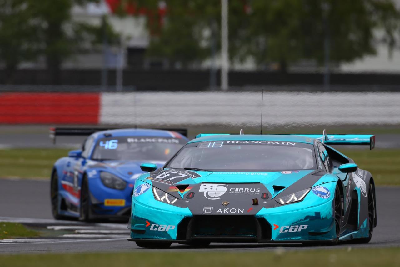 Attempts Racing - Max van Splunteren(NL), Clément Mateu(FRA), Giorgio Maggi (ITA) - Lamborghini Huracan GT3