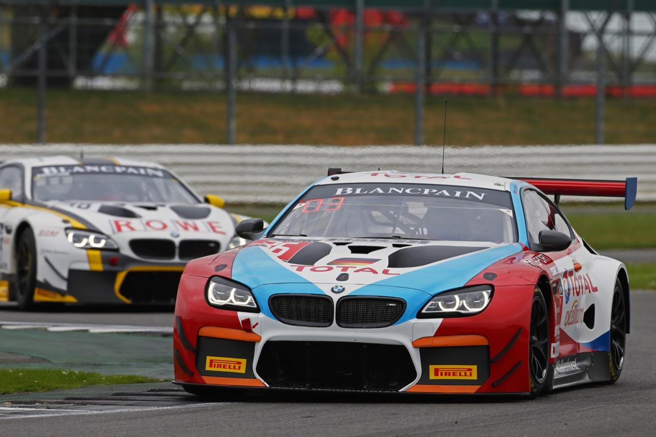 Walkenhorst Motorsport - Henry Walkenhorst(D), David Schiwietz(DEU), Matias Henkola (FIN) - BMW M6 GT3