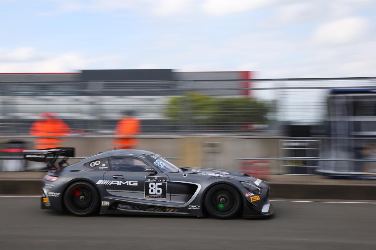 HTP Motorsport - Michael Avenatti(USA), Damien Faulkner(IRE), Mike Skeen(USA) - Mercedes-AMG GT3