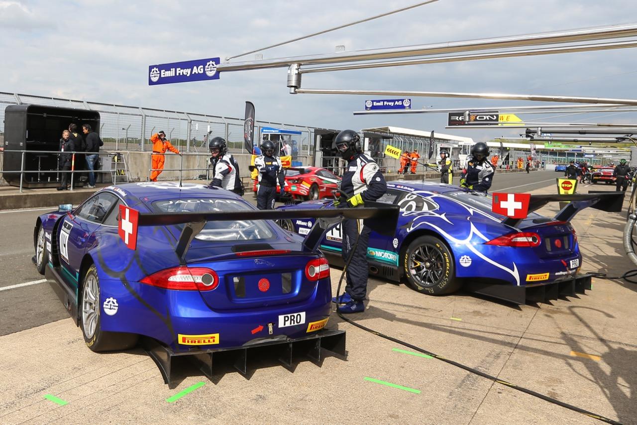 Emil Frey Jaguar Racing