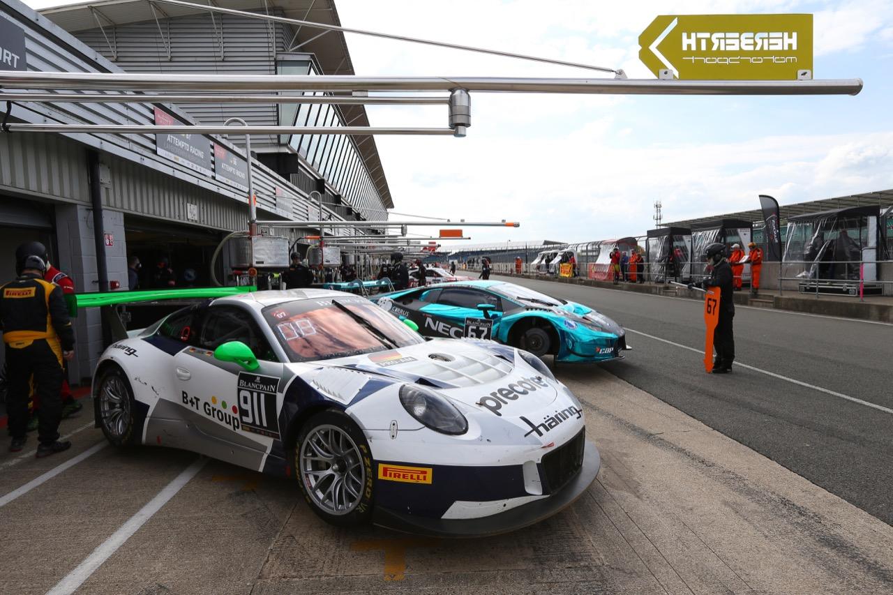 Herberth Motorsport - Jürgen Häring(DEU), Alfred Renauer(DEU), Robert Renauer(DEU) - Porsche 991 GT3 R