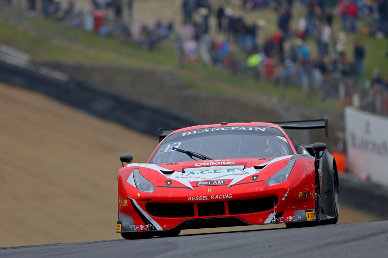 Kessel Racing - Michael Broniszewski(POL) - Giacomo Piccini(ITA) - Ferrari 488 GT3