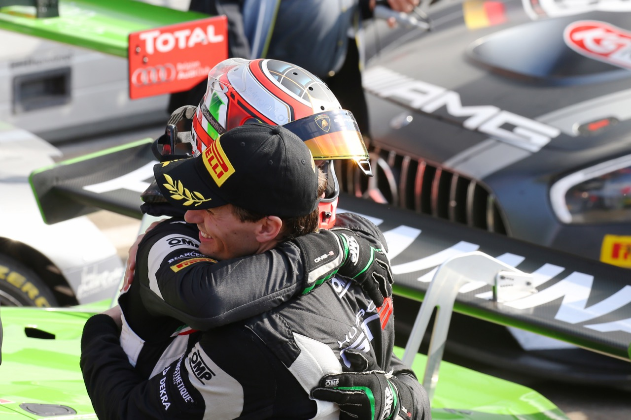 GRT Grasser Racing Team - Ezequiel Perez Companc(ARG) - Norbert Siedler(AUT) - Lamborghini Huracan GT3