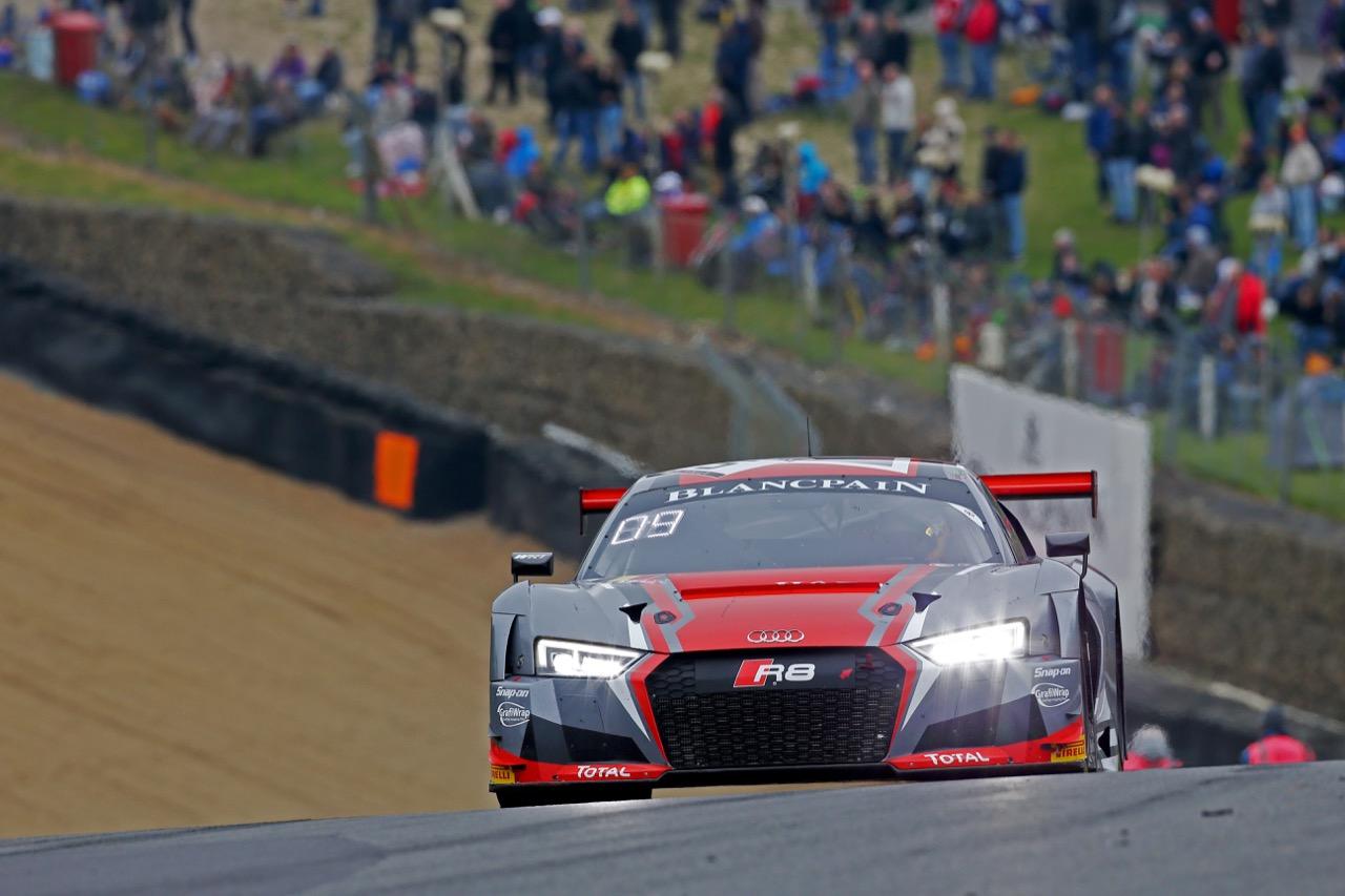 Belgian Audi Club Team WRT - Marcel Fässler(CHE) - Dries Vanthoor(BEL) - Audi R8 LMS