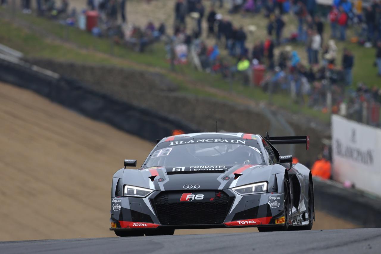Belgian Audi Club Team WRT - Enzo Ide(BEL) - Christopher Mies(DEU) - Audi R8 LMS