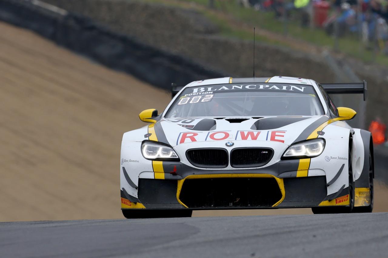Jesse Krohn(FIN) - Markus Palttala(FIN) - BMW M6 GT3