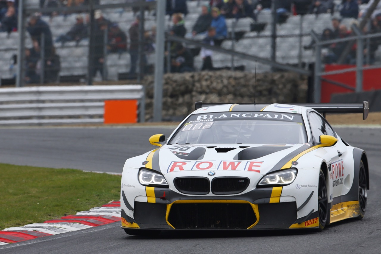 Rowe Racing - Jesse Krohn(FIN) - Markus Palttala(FIN) - BMW M6 GT3