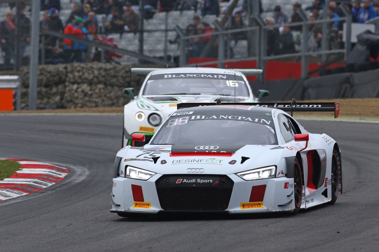 ISR - Clemens Schmid(AUT) - Filip Salaquarda(CZE) - Audi R8 LMS
