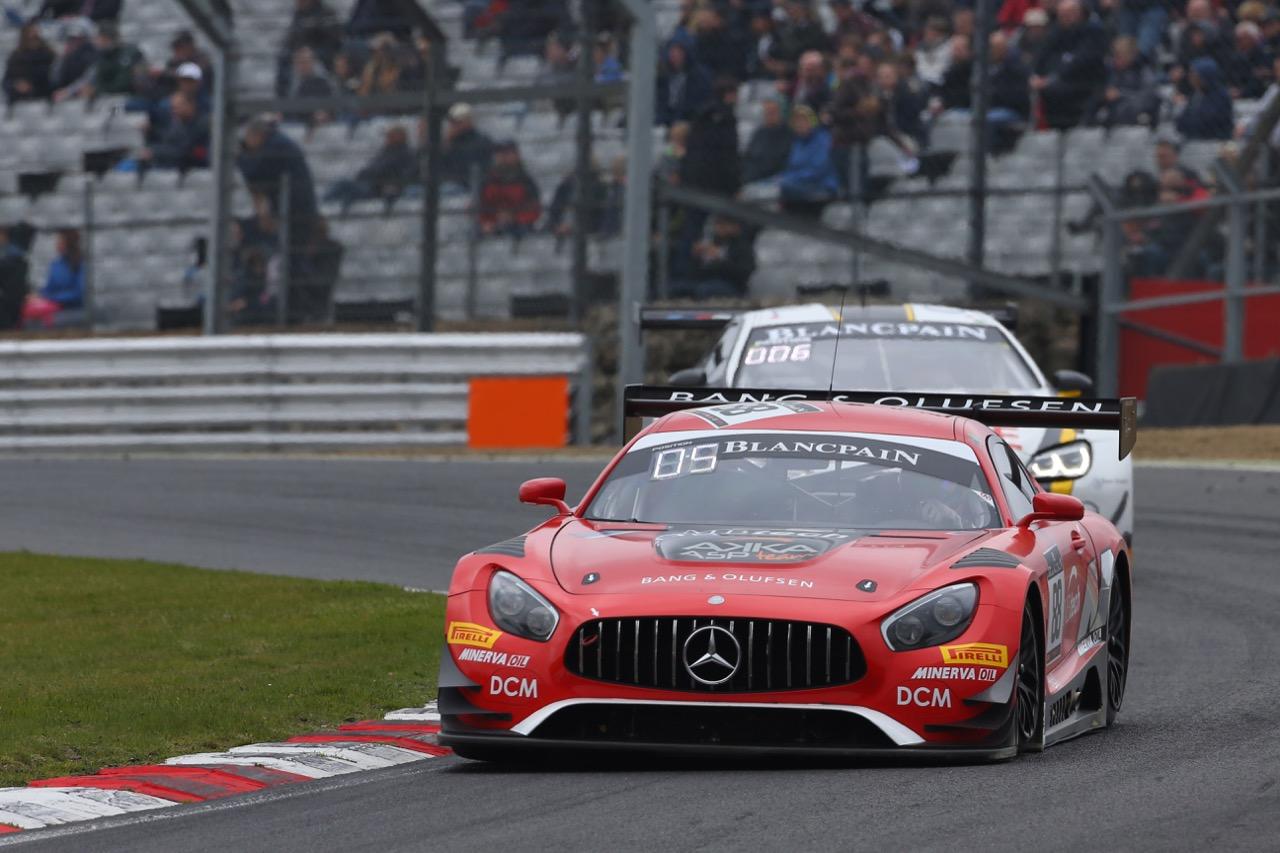Akka ASP - Felix Serralles(PUR) - Daniel Juncadella(ESP) - Mercedes-AMG GT3