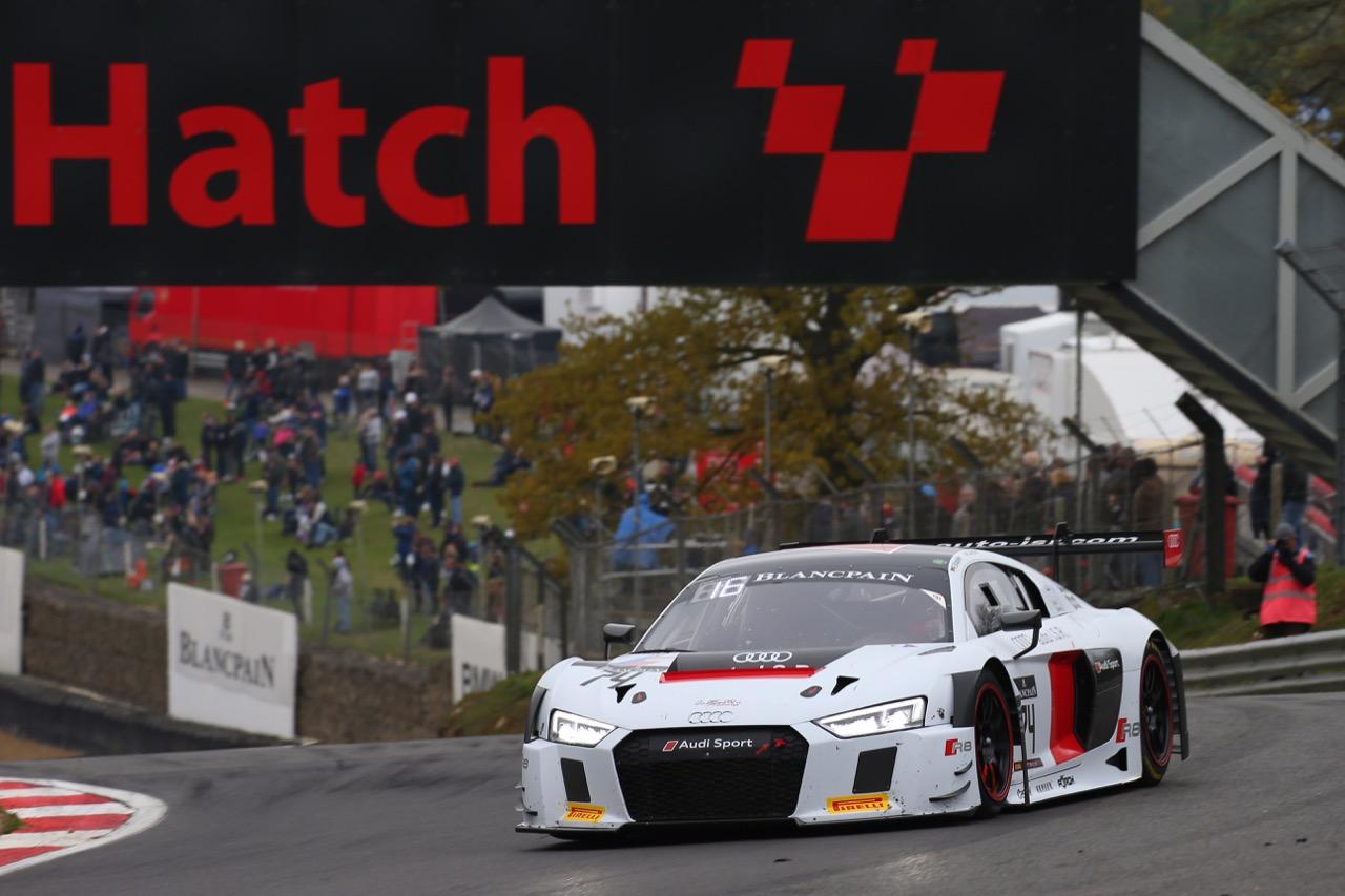 ISR - Frank Stippler(DEU) - Kevin Ceccon(ITA) - Audi R8 LMS