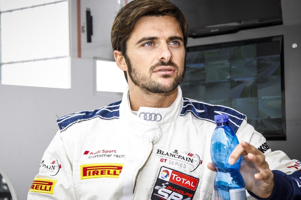 Marco Bonanomi, Audi R8LMS Ultra, ISR