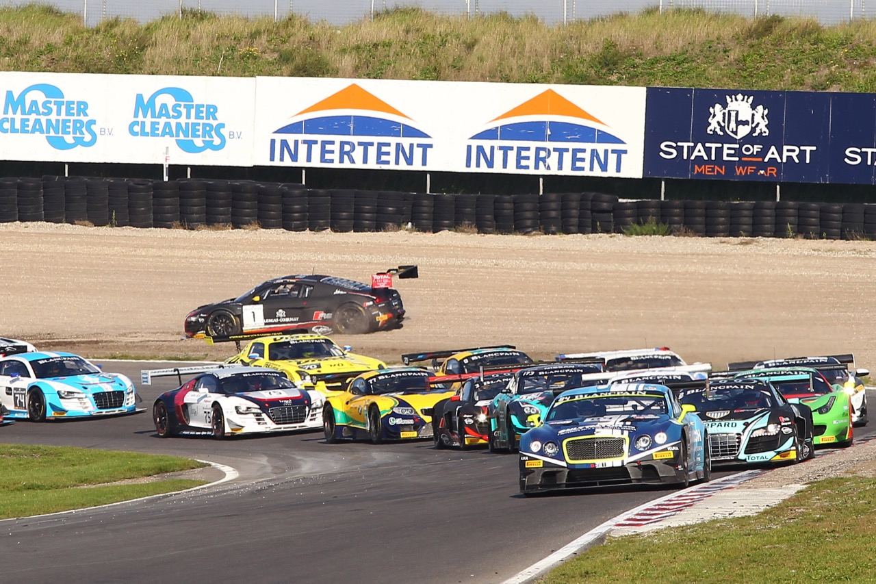 10.10.2015 - Start of the Qualifying race