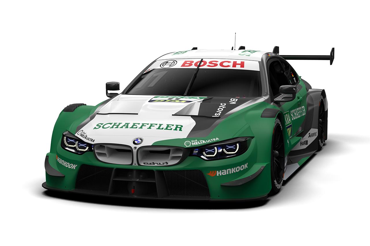 BMW M4 DTM 2020