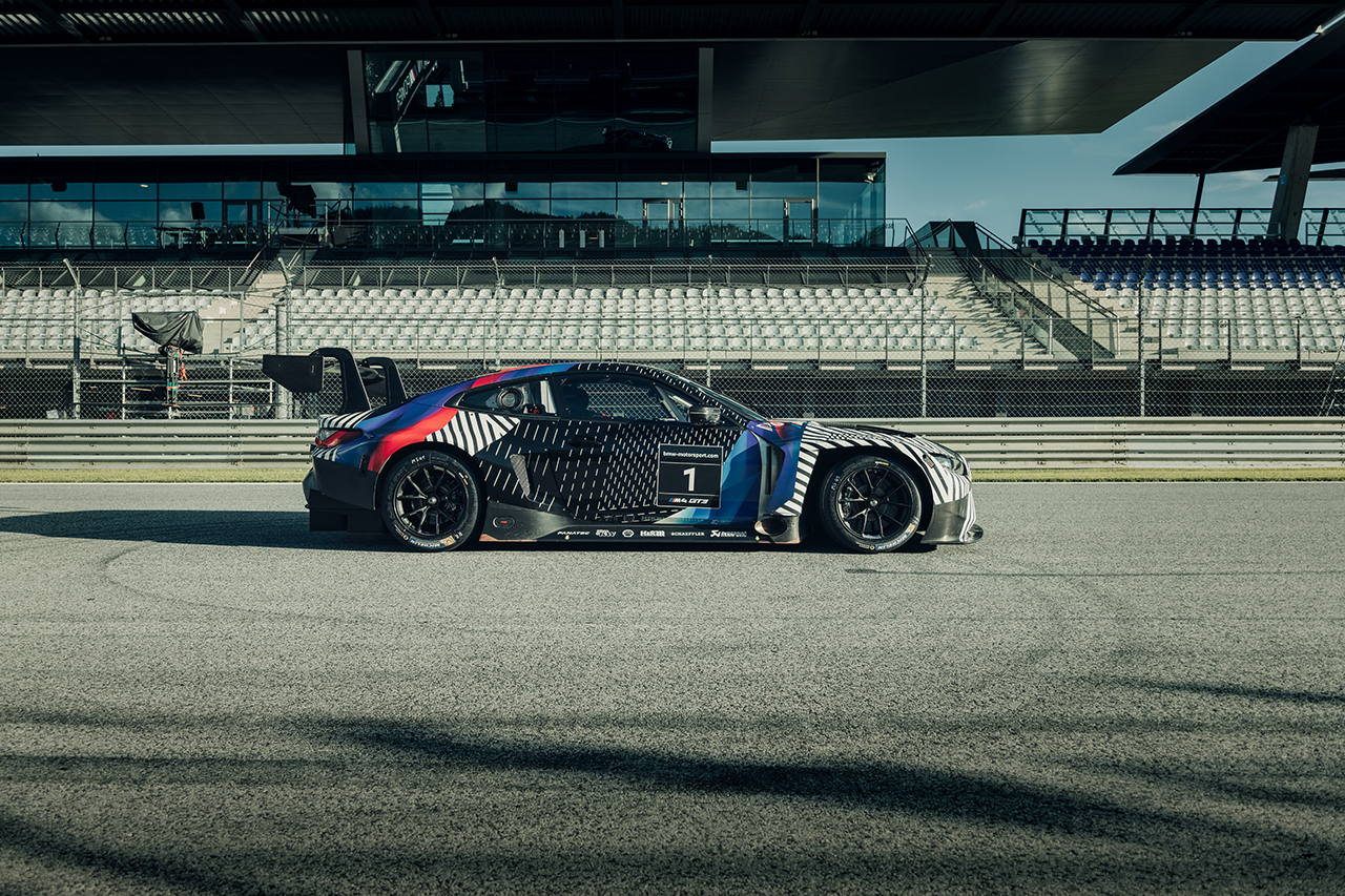 BMW M4 GT3, Red Bull Ring 2020
