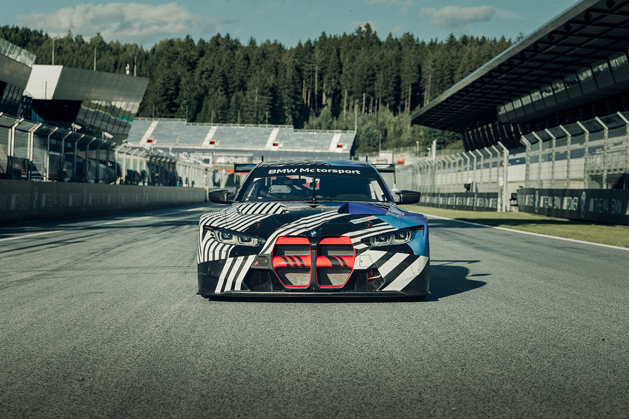 BMW M4 GT3, Red Bull Ring 2020