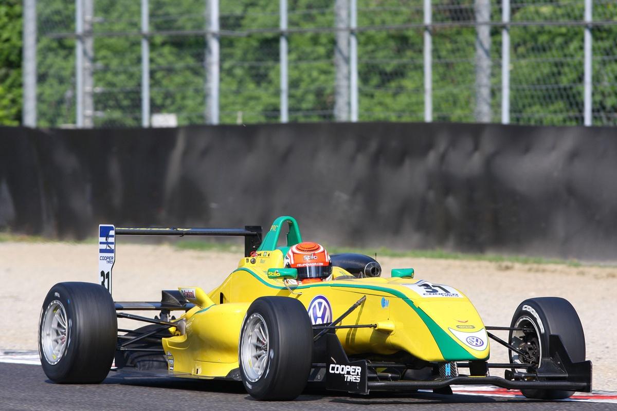 British F3 International Series - Monza - aprile 2011