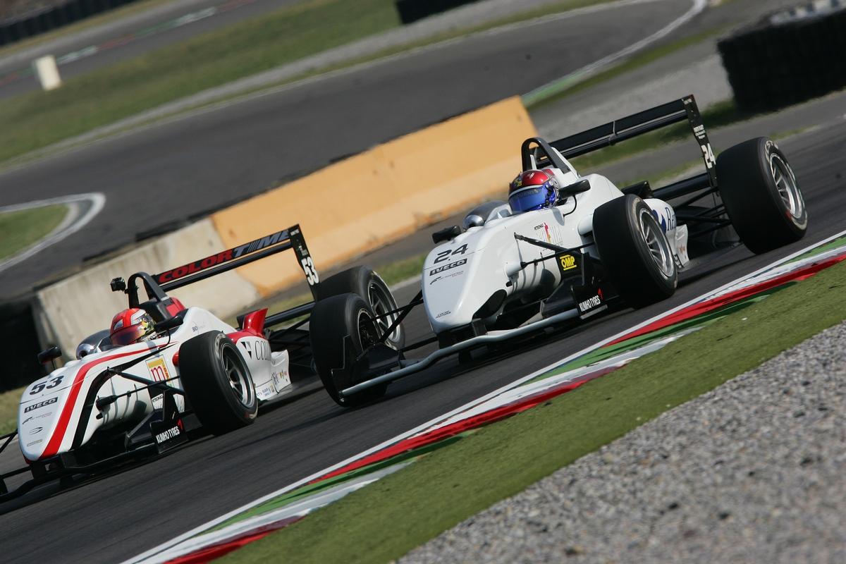 Campionato Italiano Formula 3 - Franciacorta - 2011