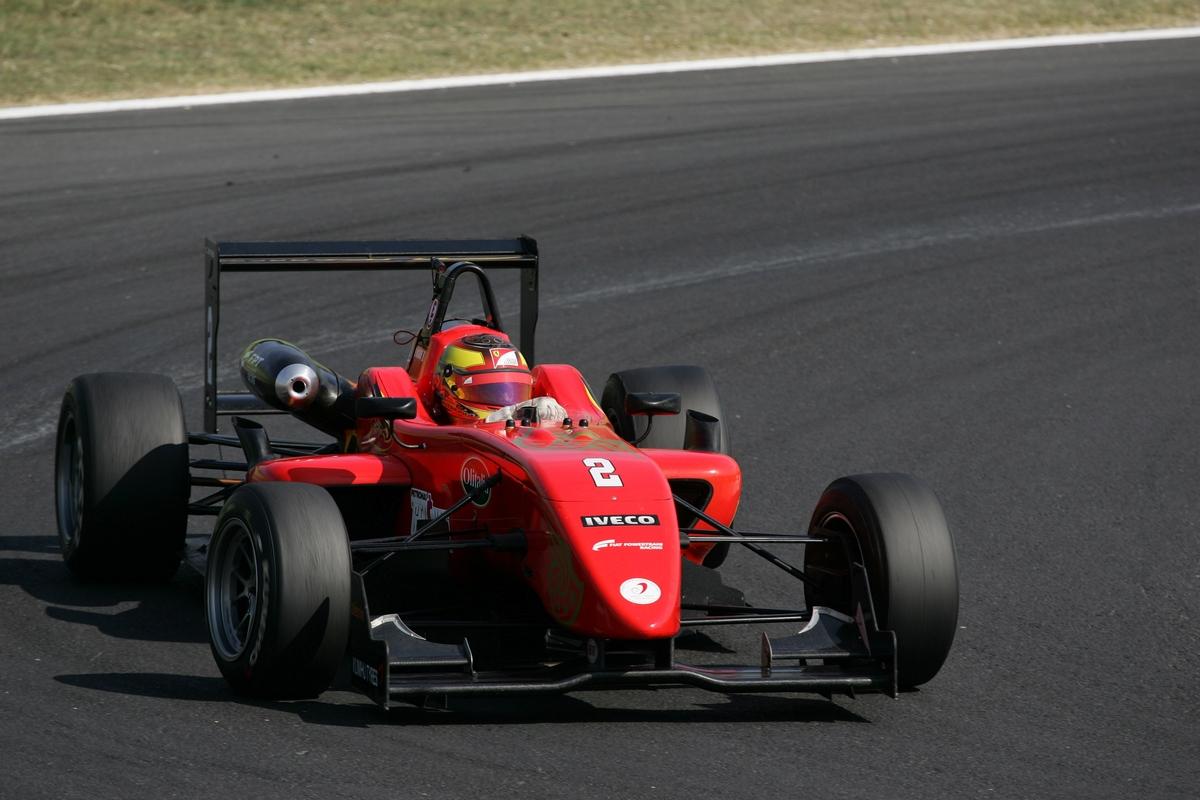 Campionato Italiano Formula 3 Vallelunga - 2011