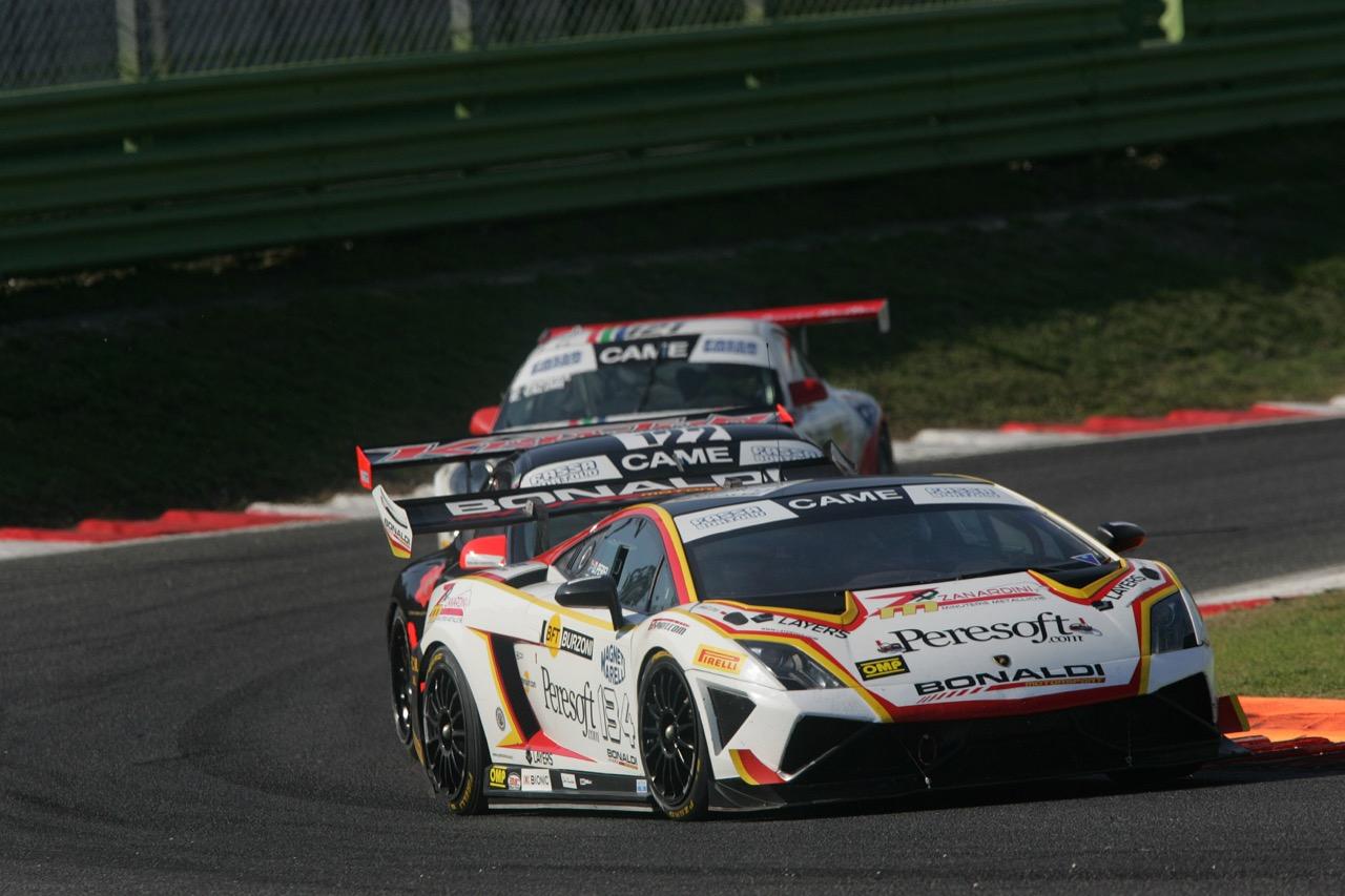 Campionato Italiano Gran Turismo Vallelunga Ita 11 13 09