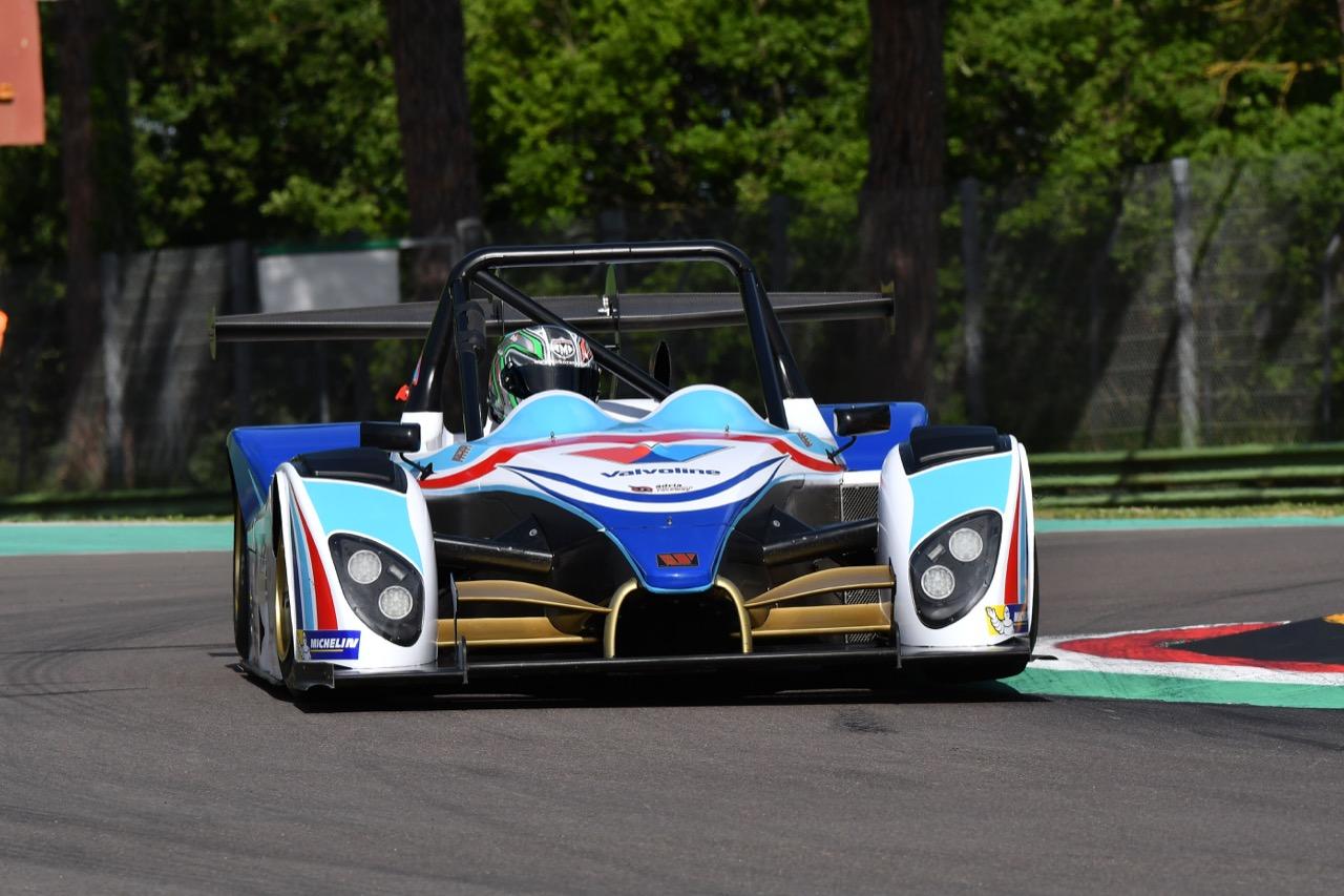 Mirko Zanardini (Wolf GB 08 Peugeot-CNT #34)